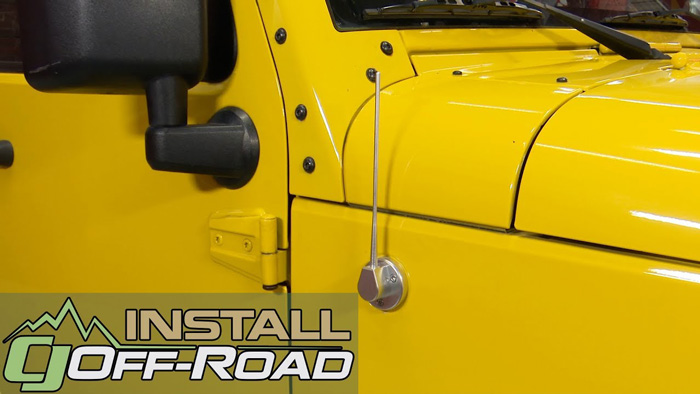 How To Install A Jeep Antenna? – Beginners Guide
