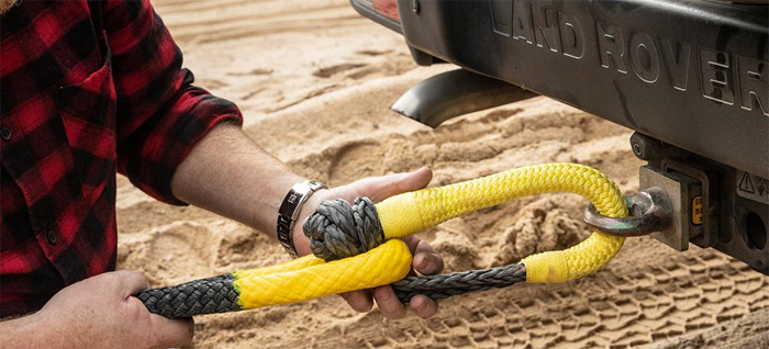 How Does a Kinetic Tow Rope Work?