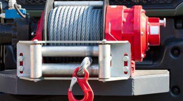 hydraulic-winch-work